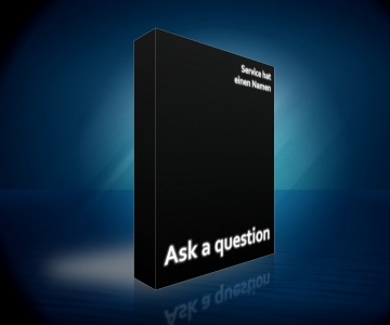 ask-a-question Verpackung